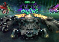 Batman ha llegado a Rocket League con el evento de Halloween